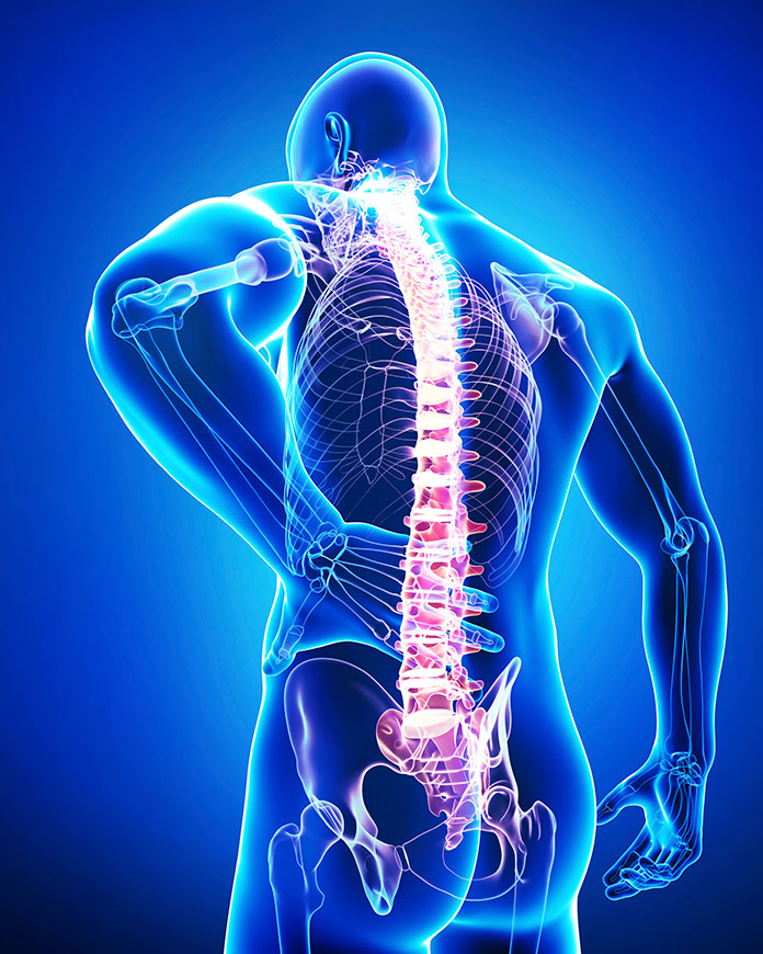 Spinal Cord & Nerve Damage Disability Claim | Share Lawyers
