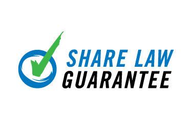 share lawyers guarantee